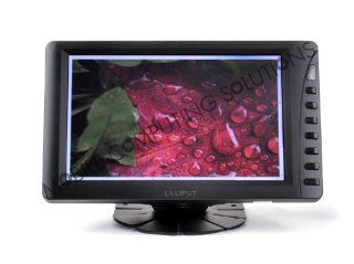 """Lilliput EBY701 NP/C/T/RV 7"""" VGA Touch Screen Monitor with Auto Switching Computers & Accessories"""