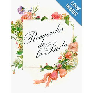 Recuerdos de La Boda (Spanish Edition): Beverly Clark: 9780934081085: Books