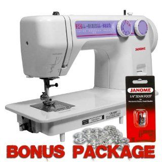 Janome 712T Treadle Sewing Machine & FREE BONUS PACKAGE