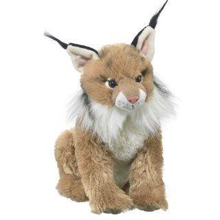 "12"" Lynx Plush Stuffed Animal Soft Toy Toys & Games"