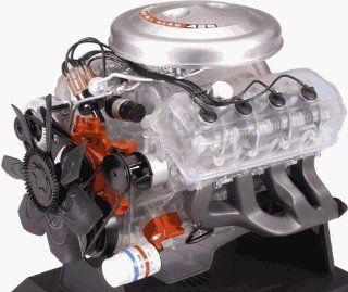 Big Hemi V-8 Engine Model Kit Toys & Games