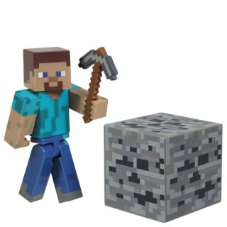 Minecraft   Core Steve with Accessory      Merchandise