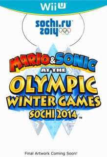 Mario & Sonic at the Olympic Winter Games SOCHI 2014       Wii U