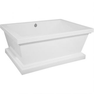 Hydro Systems DaVinci 7036 Freestanding Tub