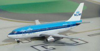 Aeroclassics KLM Transavia B737 200 Model Airplane: Toys & Games