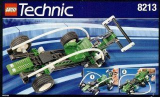 LEGO Technic Spy Runner, 100 Pieces, 8213: Toys & Games