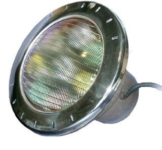 Jandy   Jandy Watercolors LED Pool Light 120v 50w 50' Cord SS Rim: Home Improvement