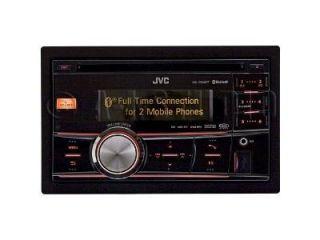 JVC KW R900BT In Dash AM/FM/CD Car Stereo Receiver w/ Bluetooth