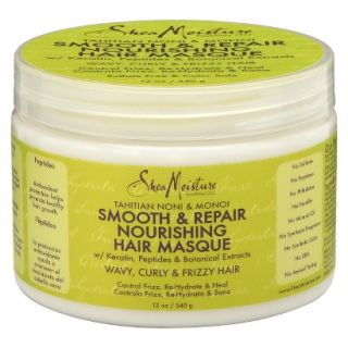Shea Moisture Tahitian Noni & Monoi Smooth & Repair Nourishing Hair Masque   12.