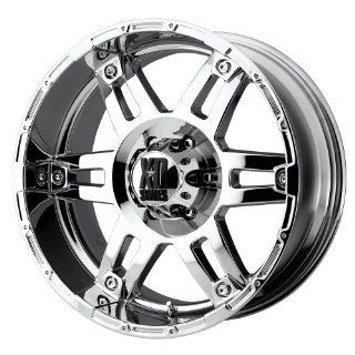 "KMC Wheels XD Series Spy XD797 Chrome Wheel (17x8""/5x5.5""): Automotive"