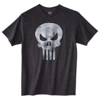 Mens The Punisher Graphic Tee   Charcoal