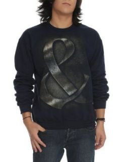 Of Mice & Men Metal Ampersand Crew Pullover at  Men�s Clothing store