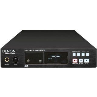 DENON DN F400 Professional Solid State Audio Player Electronics