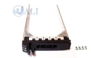 """2.5"""" HDD SAS Tray Caddy for Dell Kf248 F830c Poweredge R610 1950 1955 2950 R710: Computers & Accessories"""