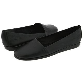 Aerosoles Mr Softee Womens Slip on Shoes (Black)