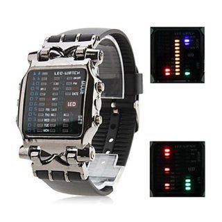 COOL DIGITAL WATCHES LED Digital wrist watches men: Watches
