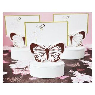 Butterfly Place Card Favor Boxes with Designer Place Cards (Set of 864)   Baby Shower Gifts & Wedding Favors : Baby Keepsake Boxes : Baby