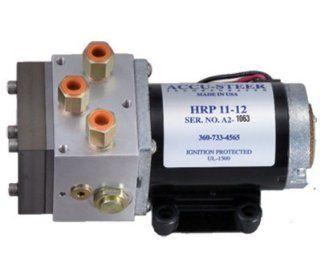 Accusteer HRP11, 24 Volt Reversing Hydraulic Pump   Portable Power Water Pumps
