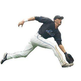 MLB Series 12 Figure Carlos Beltran #15 New York Mets Center Field Black Jersey Toys & Games