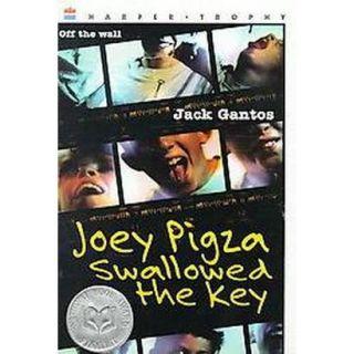 Joey Pigza Swallowed the Key (Reprint) (Paperback)
