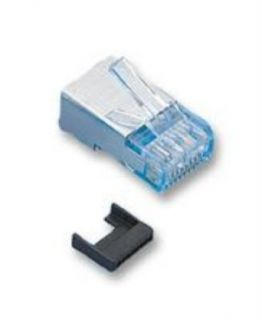TE CONNECTIVITY / AMP   5 569552 2   CAT5E RJ45 MODULAR PLUG, 8POS, 1 PORT: Electronic Components: Industrial & Scientific