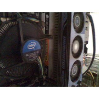 Corsair XMS3 4GB (2x2GB) DDR3 1333 MHz (PC3 10666) Desktop Memory (TW3X4G1333C9DHX): Electronics