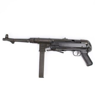 German WWII MP 40 New Made Full Size Non Firing Display Gun  All Metal