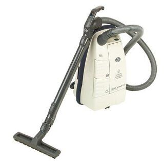 Sebo C3.1 9630AM White Canister with ET 1 9258AM Power Nozzle   Household Canister Vacuums