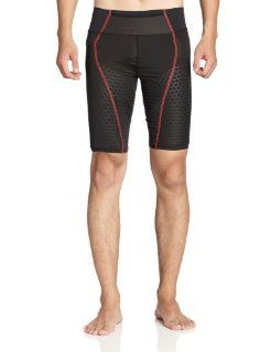 Salomon Exo S Lab Short Tights   Men's : Cycling Compression Shorts : Sports & Outdoors