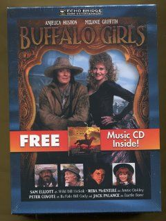 "Buffalo Girls: Gabriel Byrne, Peter Coyote, Sam Elliott, Melanie Griffith, Anjelica Huston, Jack Palance, Tracey Walter, Floyd ""Red Crow"" Westerman, Reba McEntire, Liev Schreiber, Floyd Red Crow Westerman, Rod Hardy: Movies & TV"