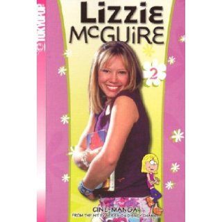 Lizzie McGuire Cine Manga, Vol. 2   Rumors & I've Got Rhythmic: Trish Baker, Melissa Gould: 9781591821489: Books