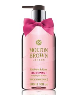 Rhubarb & Rose Hand Wash, 300 ml/10 fl. oz.   Molton Brown