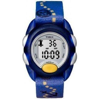Timex T7b889 Kids Digital Pirates Easy Read Race CAR Racecar Icon Digital Watch: Watches