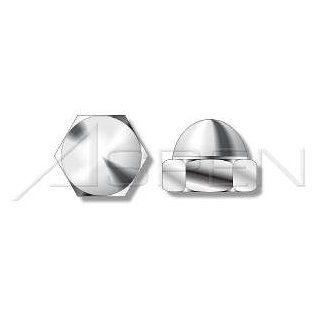 (60pcs) Metric DIN 917 M10X1.5 Hex Cap Nut Stainless Steel A2 Ships Free in USA Acorn Nuts Industrial & Scientific