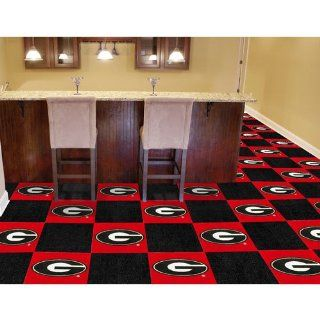 Georgia Bulldogs NCAA Team Logo Carpet Tiles: Everything Else