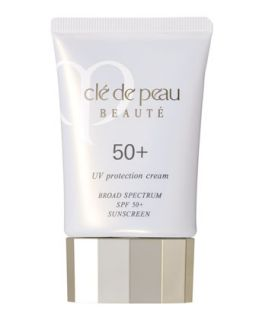 UV Protection Cream Broad Spectrum Sunscreen SPF 50+   Cle de Peau Beaute