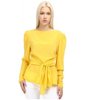 See by Chloe LCB2901T7429 Womens Blouse (Yellow)