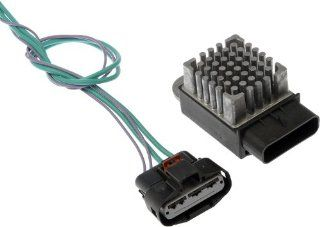 Dorman 902 310 Radiator Fan Relay Kit: Automotive