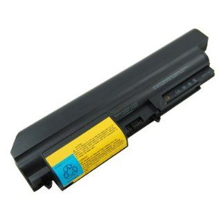 Laptop Battery for IBM/Lenovo ThinkPad T400 7417, 6 cells 4400mAh Black Computers & Accessories