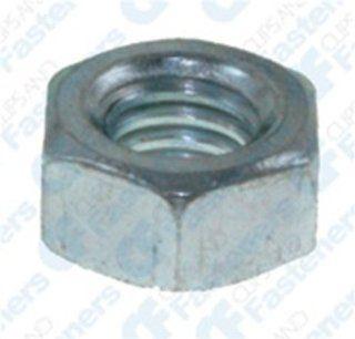25 6mm 1.0. DIN 934 Metric Hex Nuts   Zinc Automotive