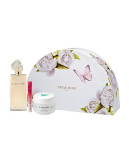 Limited Edition Butterfly Fragrance Deluxe Gift Set   Hanae Mori
