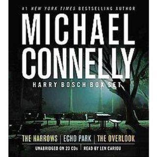 Harry Bosch Box Set (Unabridged) (Compact Disc)