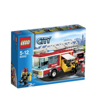 LEGO City: Fire Truck (60002)      Toys