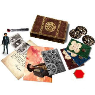 Doctor Who The 4th Doctor Time Capsule      DVD