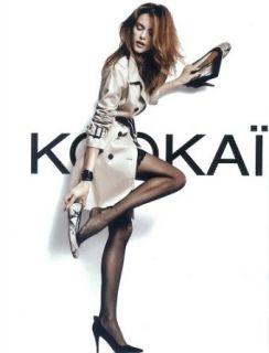 New + Case Kookai Ks 980 48 Silver Metal Sunglasses Lunettes De Soleil Argent: Clothing