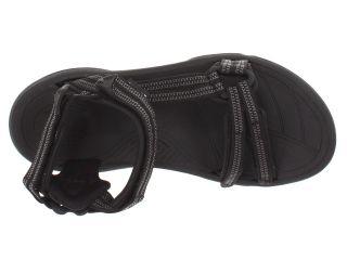 Teva Terra Fi Lite Double Zipper Black