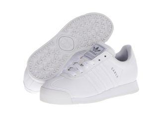 Adidas Originals Kids Samoa 2013 Big Kid White White Silver