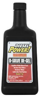Diesel Power 15235 6PK D Solve Alcohol Free Diesel De Gel, (Pack of 6) Automotive