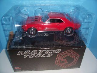 #MM2709 Racing Champions/Matco Tools 1967 Camaro SS 350 1/18TH Scale Diecast Car Toys & Games