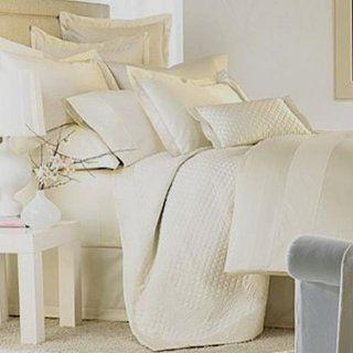 """Charisma """"Marais"""" Pearl Queen Quilt   Silk And Pearl Bedding"""